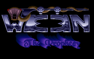 Ween The Prophecy adventure dos game 1993