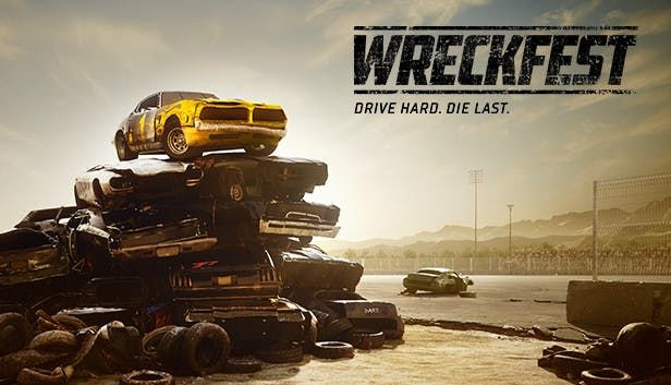 Wreckfest racing pc game 2018