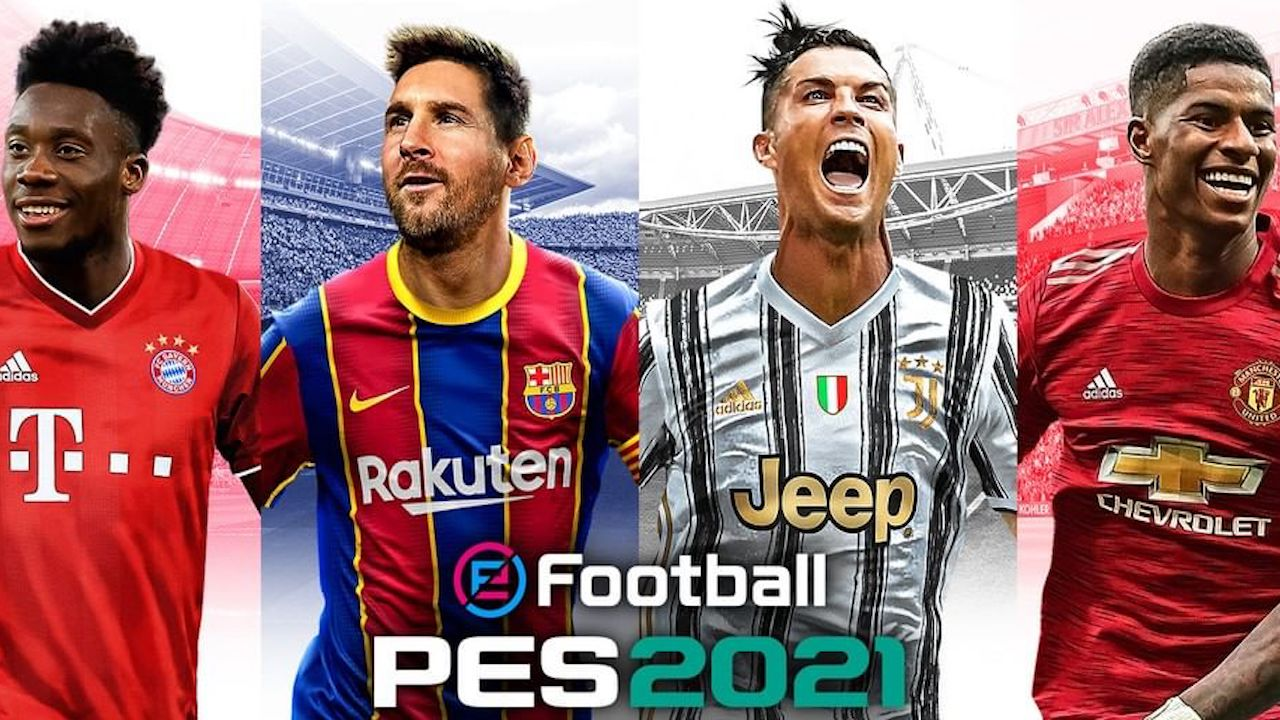 eFootball PES 2021 sports pc game 2020