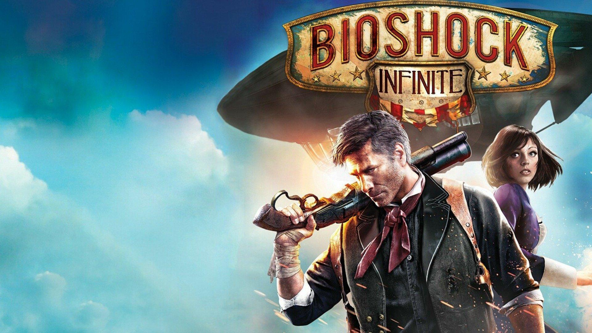 BioShock Infinite action pc game 2013