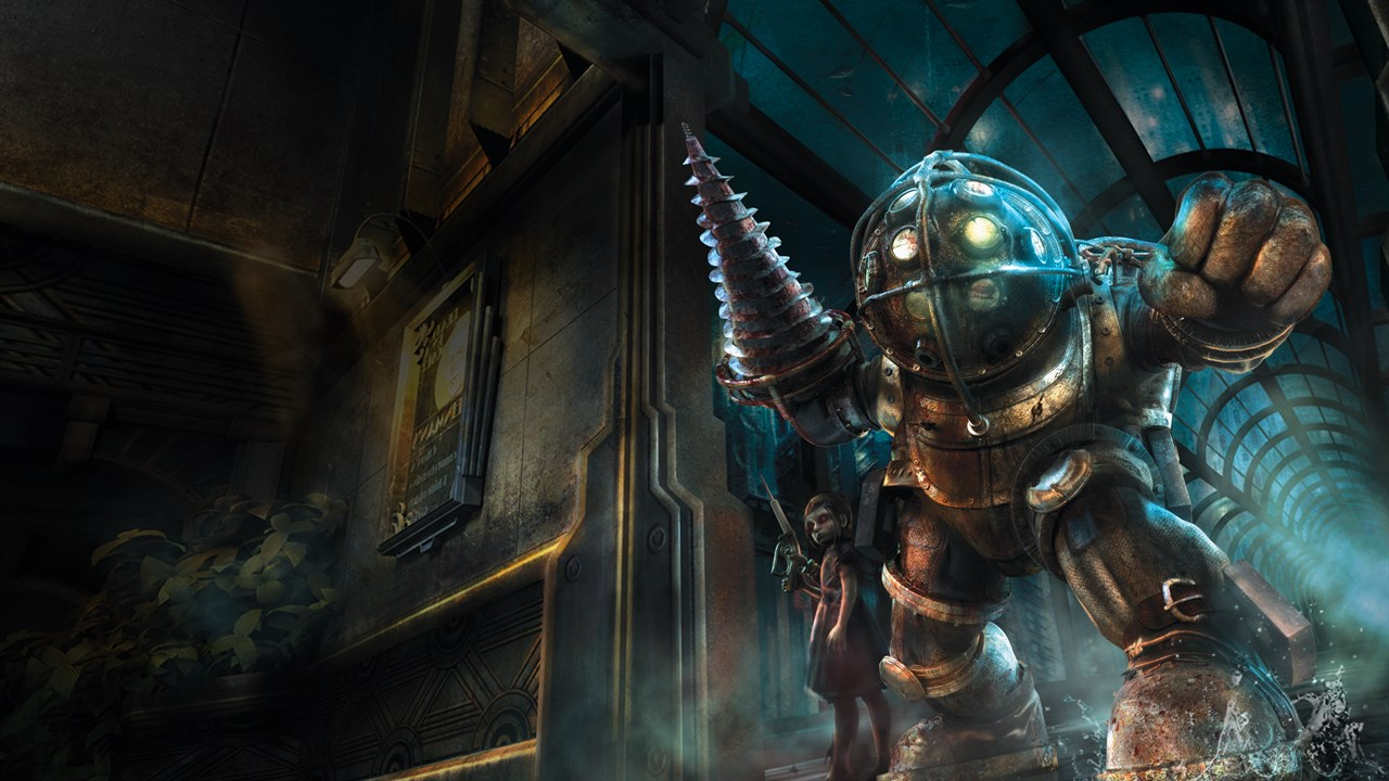 BioShock action pc game 2007