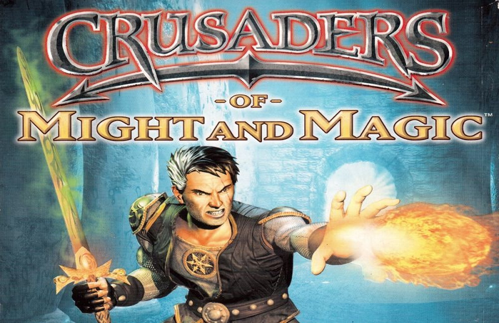 Crusaders of Might and Magic role playing pc game 1999