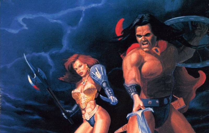 Disciples of Steel role playing dos game 1994