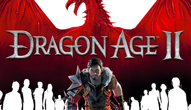 Dragon Age II role playing pc game 2011