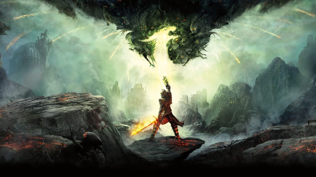 Dragon Age: Inquisition role playing pc game 2014