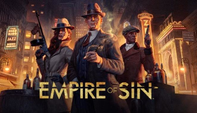 Empire of Sin strategy pc game 2020