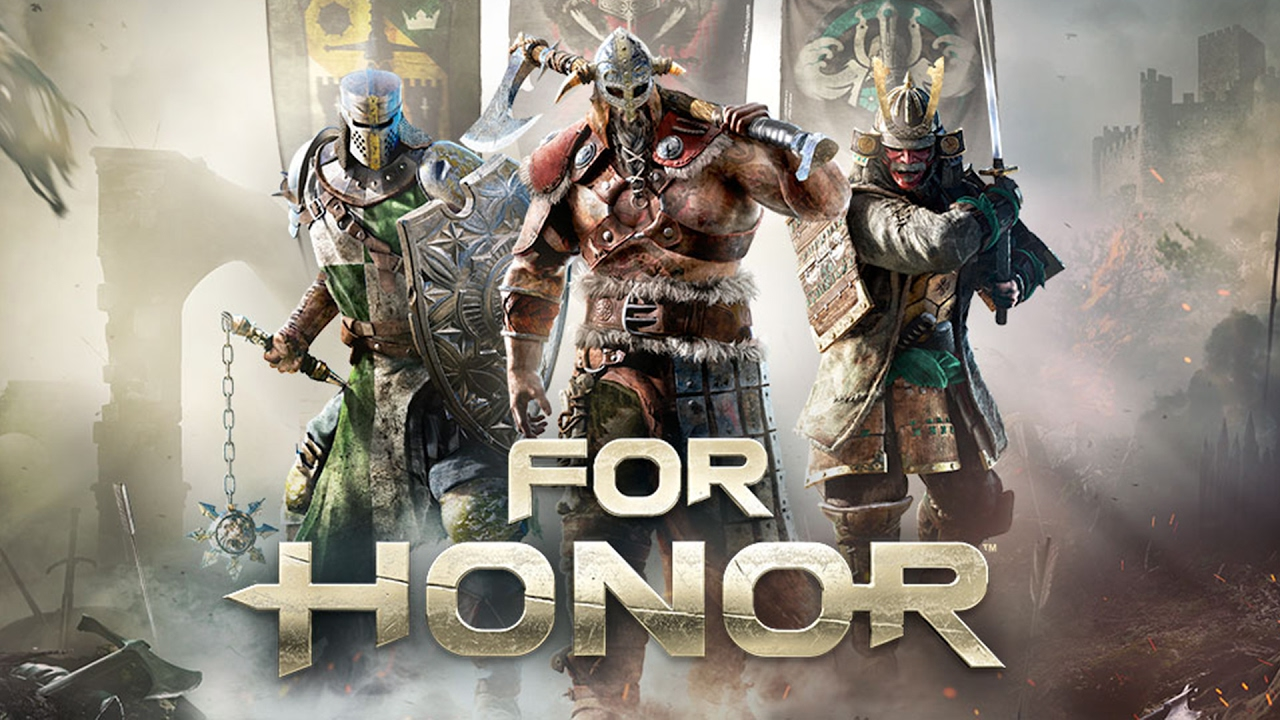 For Honor action pc game 2017