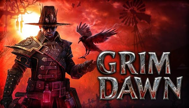 Grim Dawn role playing pc game 2016