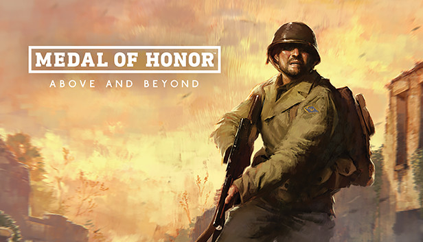 Medal of Honor Above and Beyond action virtual reality game 2020