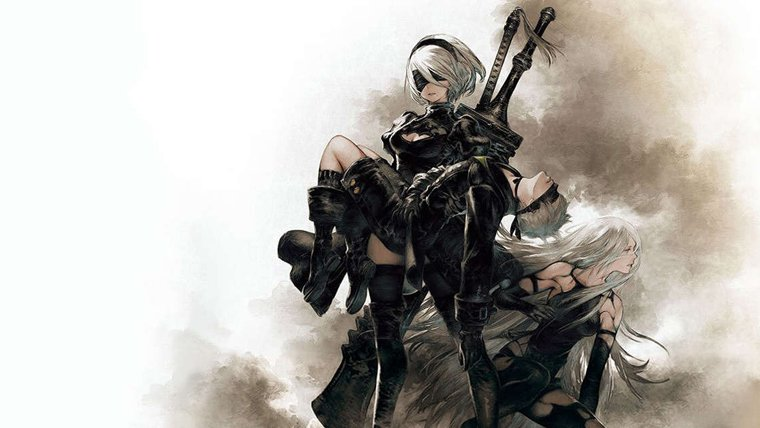NieR: Automata role playing pc game 2017