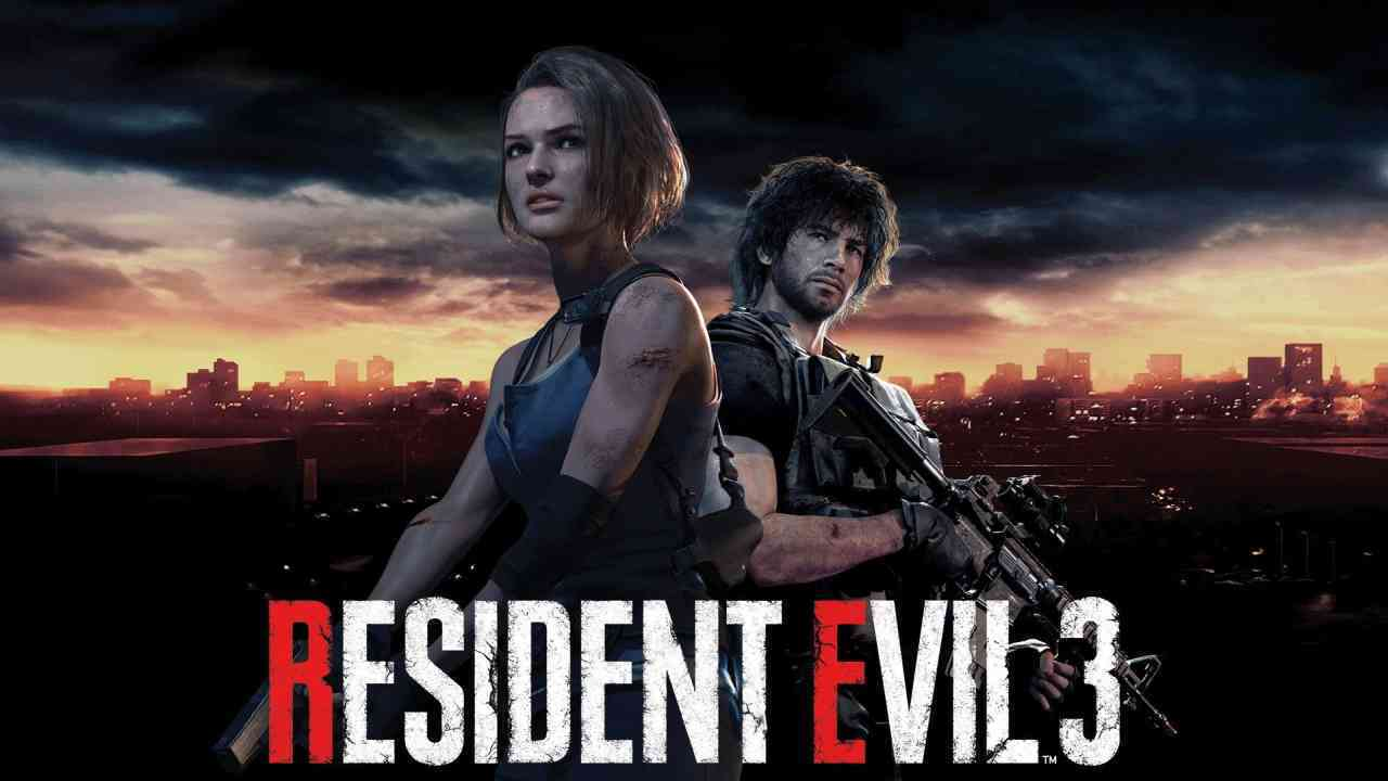 Resident Evil 3 action pc game 2020