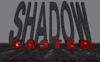 Shadowcaster role playing dos game 1993