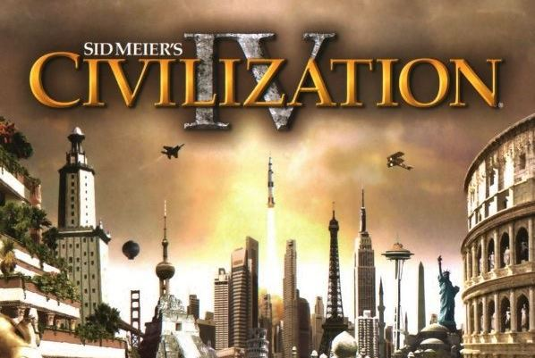 Sid Meier's Civilization IV strategy pc game 2005
