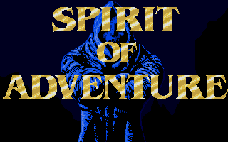 Spirit of Adventure role playing dos game 1995