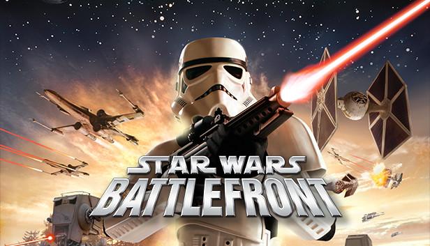 Star Wars Battlefront 2004 action pc game 2004
