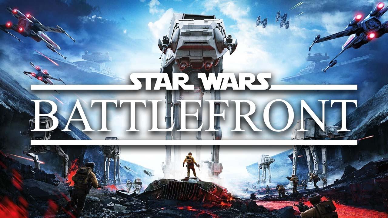 Star Wars Battlefront action pc game 2015
