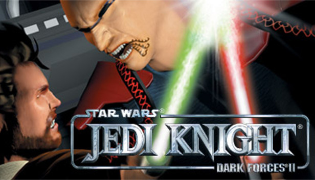 Star Wars Jedi Knight - Dark Forces II action pc game 1997