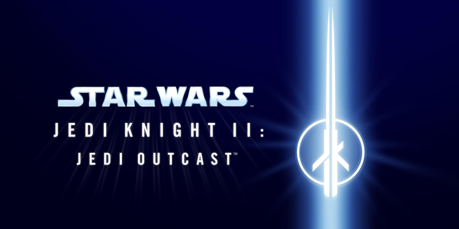 Star Wars Jedi Knight II - Jedi Outcast action pc game 2002