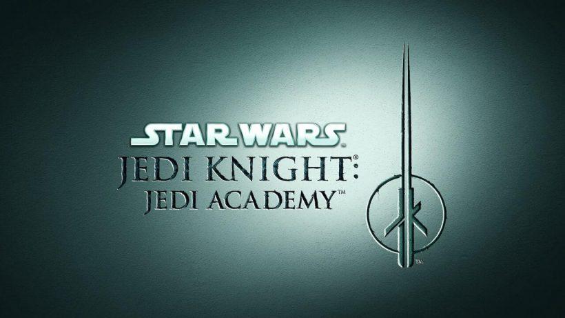 Star Wars Jedi Knight - Jedi Academy action pc game 2003