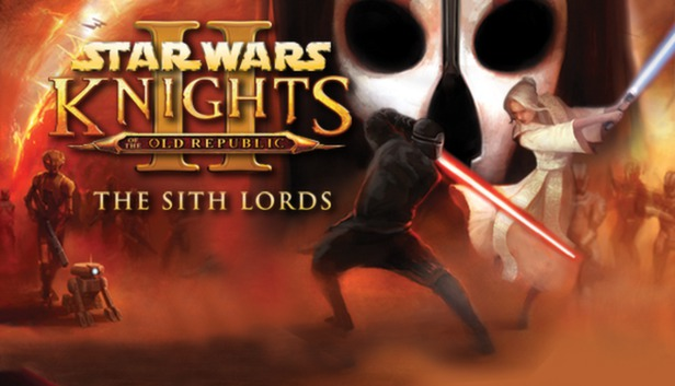 Star Wars Knights of the Old Republic II - The Sith Lords role playing pc game 2005