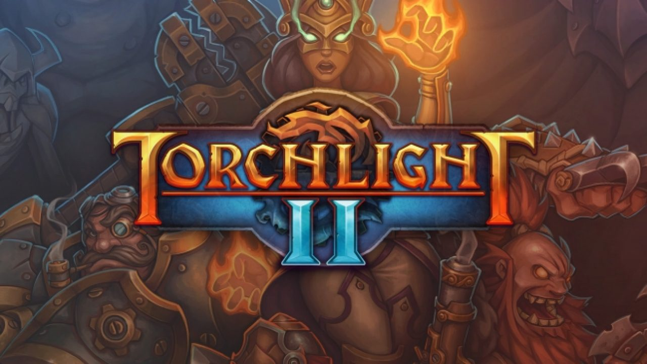 Torchlight II role playing pc game 2012