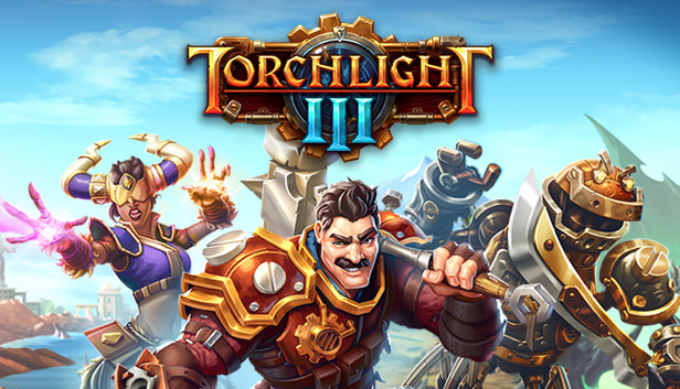 Torchlight III role playing pc game 2020