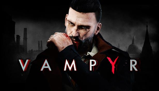 Vampyr role playing pc game 2018