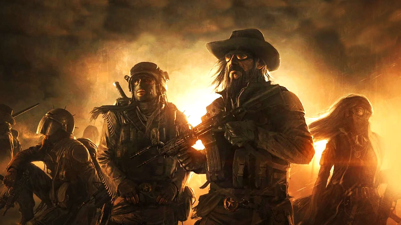 Wasteland 2 role playing pc game 2014