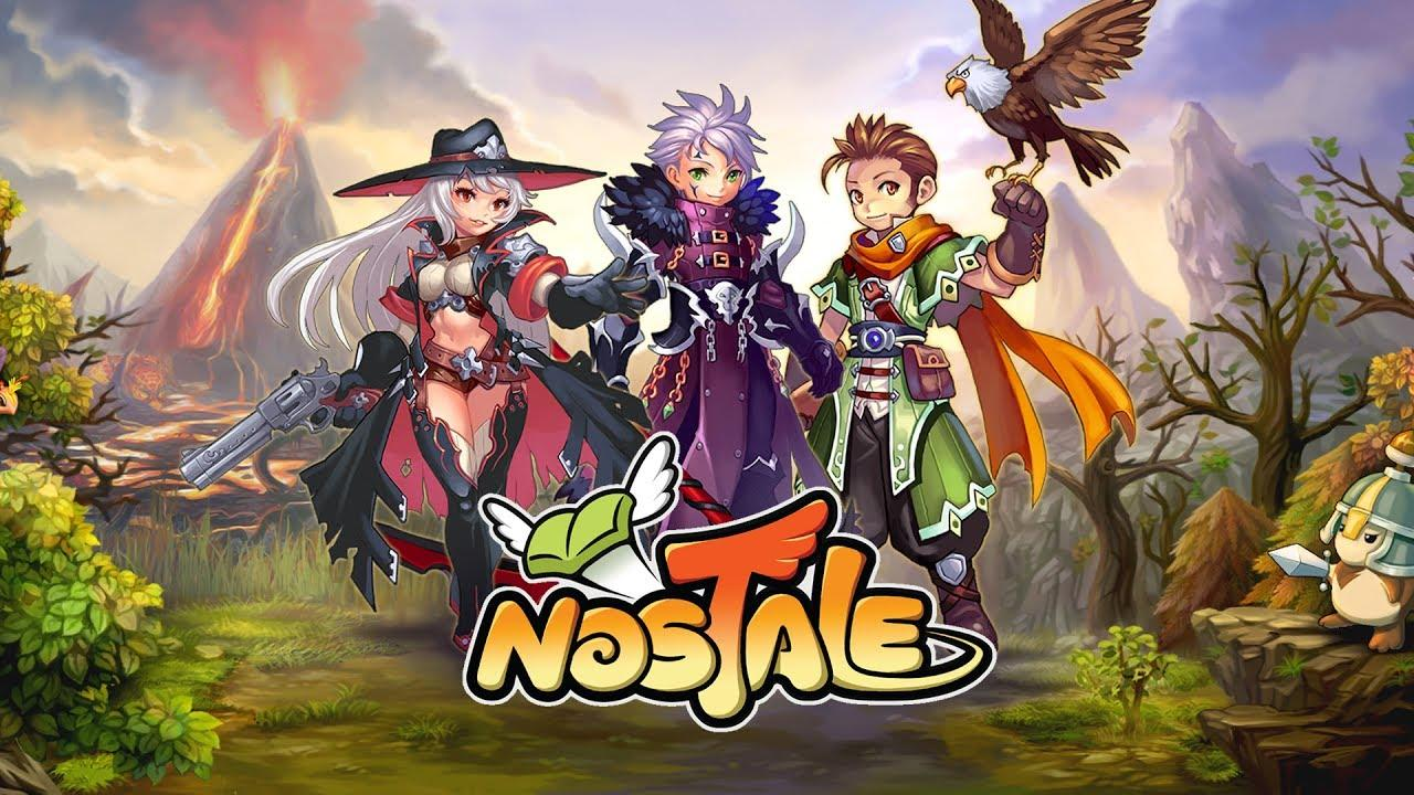 NosTale free download