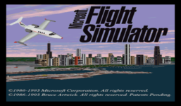 Microsoft Flight Simulator (v5.0)