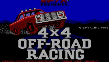 4×4 Off-Road Racing