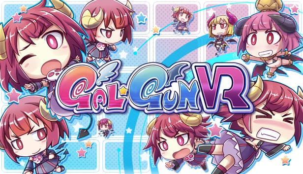 GalGun VR system requirements