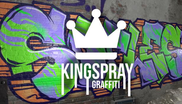 Kingspray Graffiti VR system requirements
