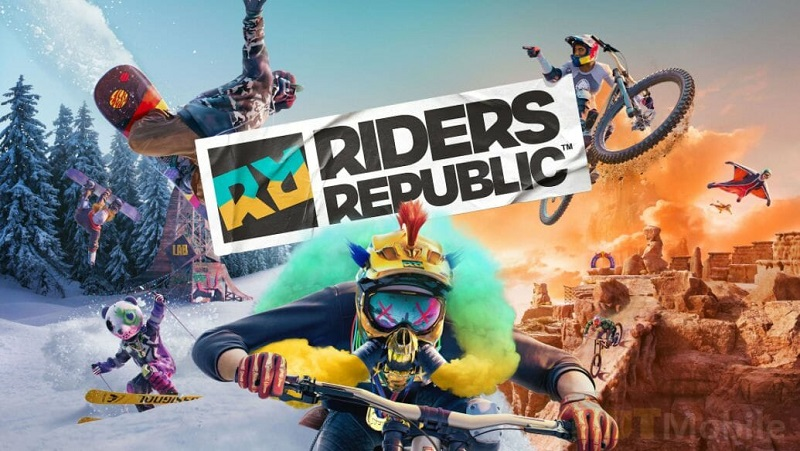 Riders Republic system requirements