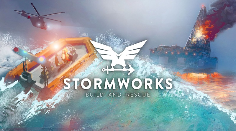 Stormworks Build and Rescue system requirements
